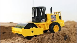 ทำถนน รถแม็คโคร รถตักดิน รถดันดิน รถเกรด รถบดดิน รถดั้ม Excavator Wheel Loader Crawler