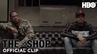 The Shop: Uninterrupted | Lebron James on His Community (Episode 8 Clip) | HBO