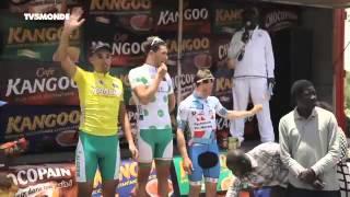 Cyclisme | Tour du Sénégal  2016 - 3ème victoire pour l'Algérien Abderahmane Hamza