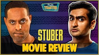 STUBER MOVIE REVIEW - Double Toasted