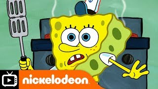 SpongeBob SquarePants | Sponge Service | Nickelodeon UK