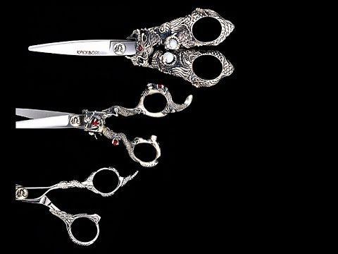 Most Expensive Hair Scissors In The World Giorgos