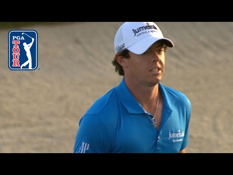 Rory McIlroy's winning highlights from The Honda Classic 2012