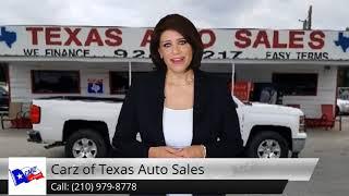 Carz of Texas Auto Sales Review Babcock TX