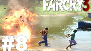 Far Cry 3 Walkthrough #8 | VAASOV SEF, HOJT | ☆ Srpski/Hrvatski/Bosanski Gameplay ☆