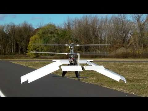 Flight Test Video#1