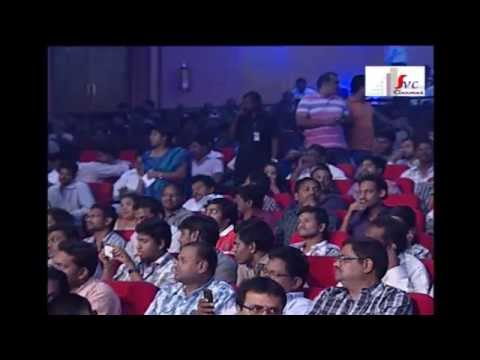 Yevadu Full Audio Launch - Ram Charan,Allu Arjun,Kajal Aggarwal and Shruti Haasan