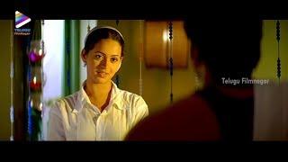 Jayam Ravi Romancing Bhavana | Paga Telugu Full Movie Scenes | Ezhil | Telugu Filmnagar