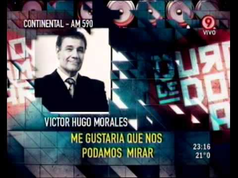 Duro De Domar - Lanata Vs 678 Y Víctor Hugo Morales 15-03-11 video