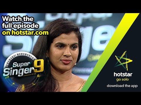 Super Singer 9 Episode 2 ( 10 - September - 15 ) - It's Malli Vs Parthu