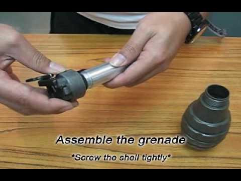 UN THUNDER-B-Sound Grenade
