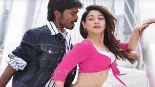 Venghai - Kaalangathale - Karthik - Venghai  new Tamil  movie songs - Tamannaah & Dhanush,