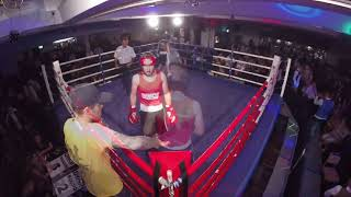 Ultra White Collar Boxing | Glasgow | Dylan Reid VS Alex Davis