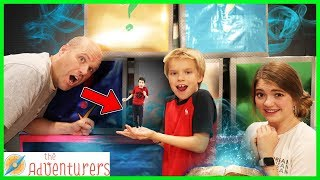 Villains The Next Level E2 - We SHRUNK Him! Mystery Spellbook /That YouTub3 Family I The Adventurers