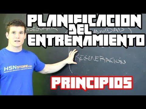 Planificación del entrenamiento- Principios para PROGRESAR