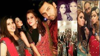 Geo News Anchor fatima Saleem Wedding Pictures