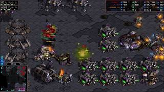 Flash (T) v Zero (Z) Best of 5 - StarCraft  - Brood War REMASTERED