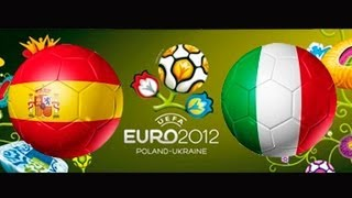 Final España Vs Italia - Euro 2012 - Fifa12