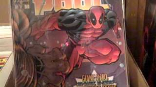 Comic books!!! Thrift store finds, ebay bids and more!!