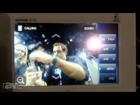 CEDIA 2013: Aiphone Shows its JM 4HD Video Doorbell