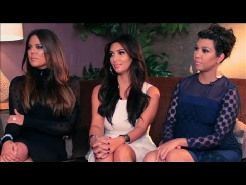 The Kardashian Sisters Talk Fashion, Twitter and Business -