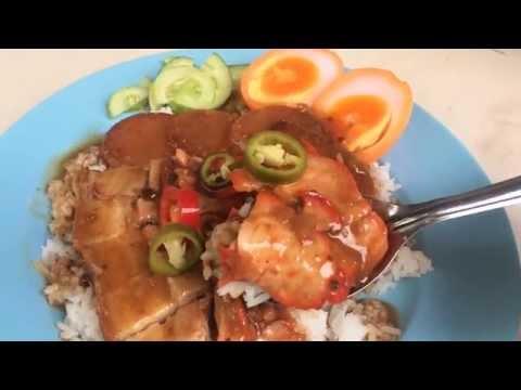 สุดยอดข้าวหมูแดงอร่อยที่สุดเจ้าหนึ่งในเมืองไทย ร้านสีมรกต สีมรกต เยาวราช ซอยสุกร 1 แนะนำต้องไปกิน