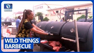 Food Journey On Wild Things Barbecuing