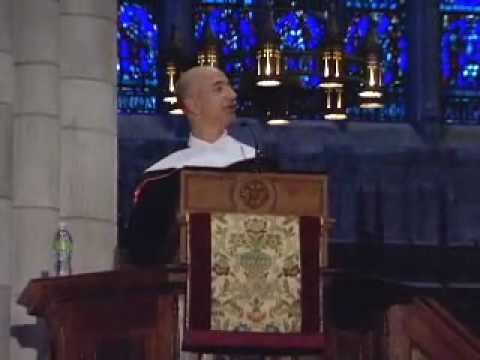 Amazon founder and CEO Jeff Bezos gave the Baccalaureate address to Princeton University's Class of 2010. Bezos graduated from Princeton in 1986 with a degre...