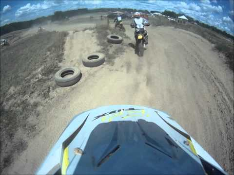 MOVMX  2012 Mudville GP125 2nd Moto