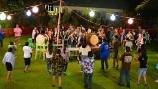 Hakalau Obon 2013 - Bensho Bensho