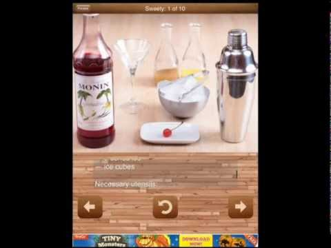 How to Make Cocktails for iPhone