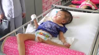 Viếng Thăm Tặng Quà Trung Tâm Bảo Trợ Nuôi Dưỡng Trẻ Em - Gò Vấp - TP HCM