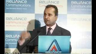 Reliance Communication's roll-out of world class telecom infrastructure in record time Part 5