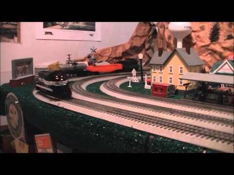 RMT Beep and Lionel Trains