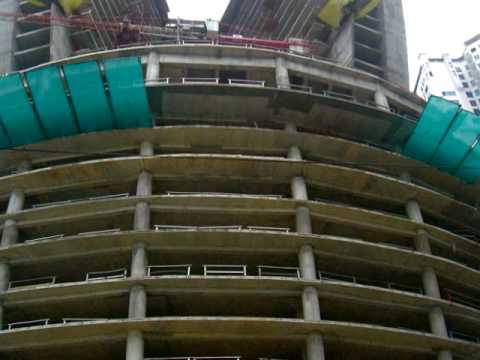 Trump Ocean Club Progress:::Panama:::Arriaza Vega