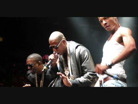 T.I., Kanye, Jay-Z, Weezy - Swagger Like Us (Grammy Awards) Audio only.