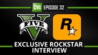 GTA 5 o'clock: EXCLUSIVE Interview with Rockstar: Grand Theft Auto 5 Multiplayer & Customisation