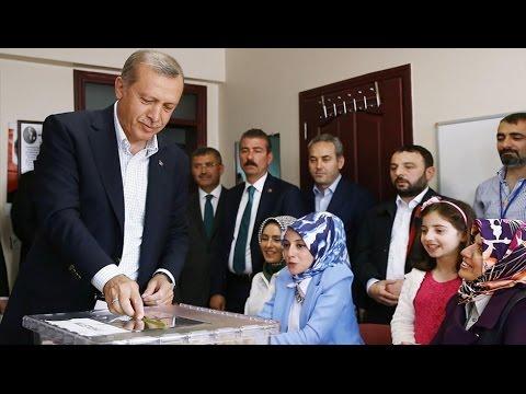 Turkey Votes In Parliamentary Election Seen As Crucial Referendum On Erdogan