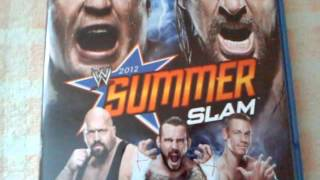 Summerslam 2012 Blu-ray Review