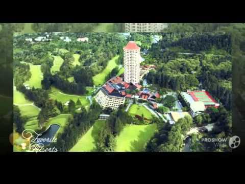 Resorts World Genting - Awana Hotel - Malaysia Genting Highlands