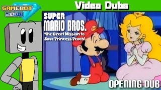 Super Mario Bros.: The Great Mission to Save Princess Peach! Opening Fandub