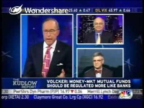 Kudlow, Carfang debate money market mutual fund and bank regulation