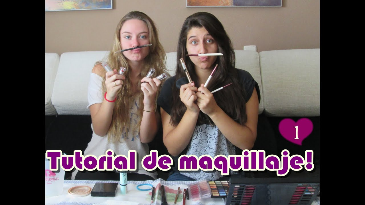 Tutorial de maquillaje  Florena Show  YouTube