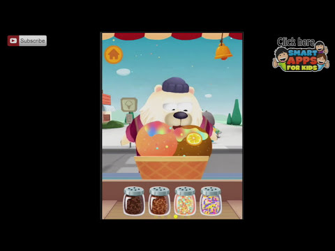 Dr. Panda's Ice Cream Truck - Best iPad app demo for kids