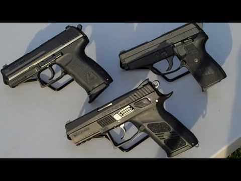 CZ P07 - 9mm Shooting & Review - TheFireArmGuy