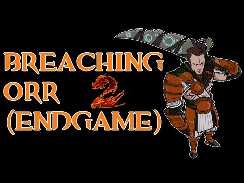Guild Wars 2 - Breaching Orr (End Game World PvE)