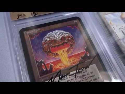 Vintage Magic Reviews | Recent BGS 9.5 MTG Magic: The Gathering Alpha Sales
