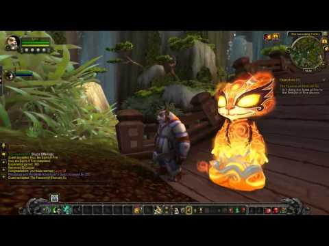 World of Warcraft -- Заглянем в Туманы Пандарии на Grind.FM