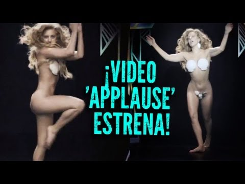 ¡Applause De Lady Gaga Estrena!