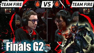 Bjergsen Zed vs DoubleLift Zed | Game 2 Grand Finals 1v1 All-Stars 2015 | NA vs NA